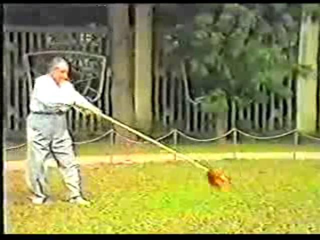 吳式太極槍-馬岳梁