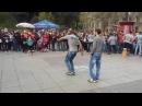 Чеченцы и Грузины танцуют лезгинку в Грузий / ჩეჩნები და ქართველები ცეკვავენ ერ 4