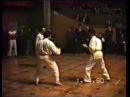 В.И.Зорин в действии Турнир по карате Москва 1990 год d.b.pjhby d ltqcndbb nehybh gj rfhfnt vjcrdf 1990 ujl