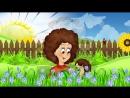 Лучшие музыкальные мультики для малышей - мультконцерт. Выпуск 1 Music video for bebies. Наше всё!