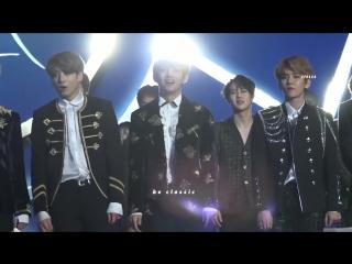 170114 V  Jungkook, Baekhyun Dance to Bi Rain - Rainism @ 31st Golden Disk Awards
