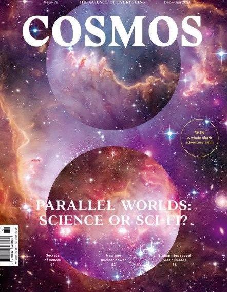 Cosmos Magazine December 2016 2017