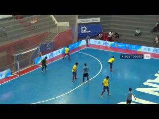 #CopaAmericafutsal Uruguay vs Ecuador #GrupoB
