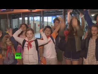 Организатор поездки французских детей в «Артек»: Они действительно полюбили Россию