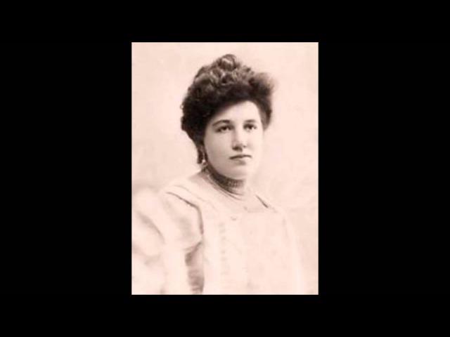 Verdi - La Traviata - Parigi, o cara ... Gran Dio! - Ester Mazzoleni, Giovanni Zenatello (1911)