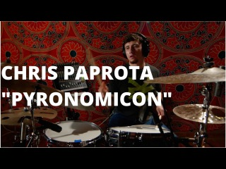 "Meinl Cymbals Chris Paprota ""Pyronmicon"" Drum Video"