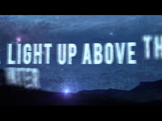 Here Lies The Hero Follow The Light feat Shane Gould and Laura Vierra LYRIC VIDEO