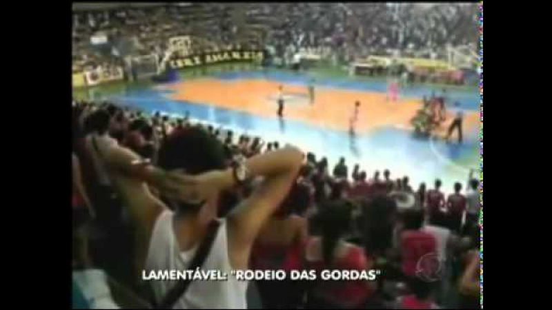 RODEIO DAS GORDAS NA UNESP LAMENTVEL SGDA