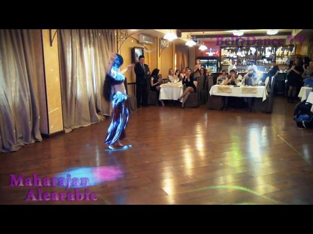 Bellydance TV - Maharajan Alearabic - Светлана Коныгина