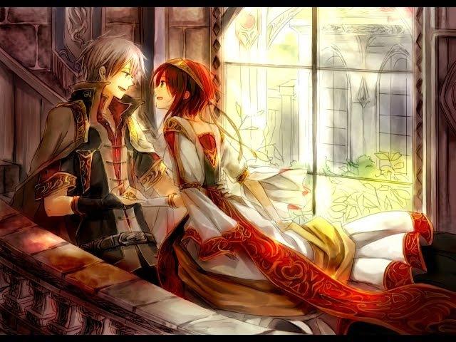 Красноволосая принцесса белоснежка 3 серия Озвучка AniStart