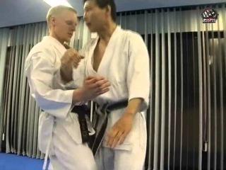 Микио Яхара   гений каратэ  2012 ТК Боец