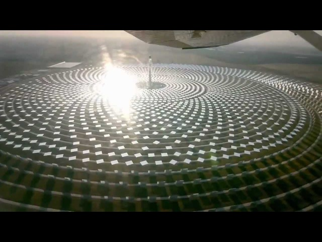 Australia's Energy Security 24 7 Concentrated Solar Thermal Power plus Molten Salt Storage CSP