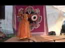 Классический индийский танец Катхак (Ямини) - Часть 1 - Фестиваль GO FEST - 02.08.2015