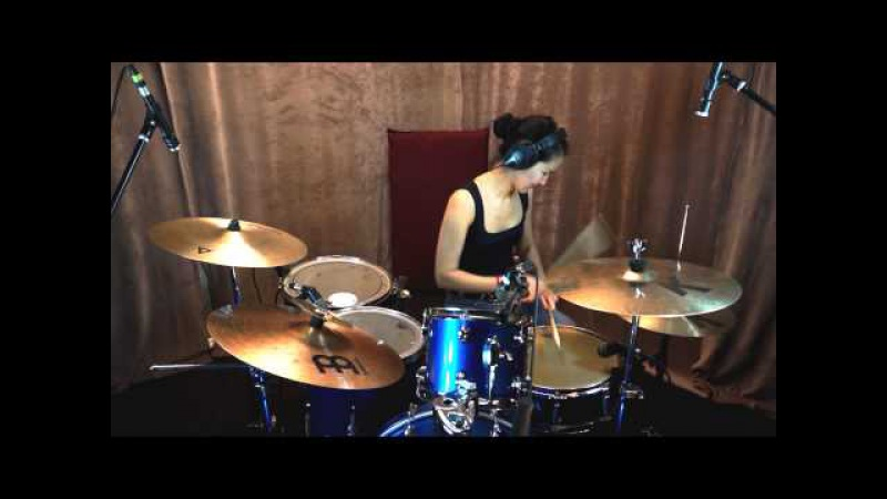 Lenny Kravitz Fly Away drum cover by Bailak Mongush
