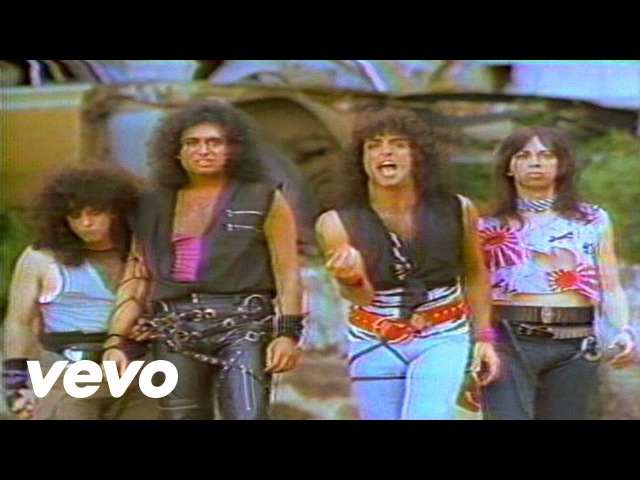 Kiss - Lick It Up (Official Music Video)