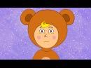 НЕ ЩИПАЙ 2 - Синий трактор - Смешная веселая песенка мультик для детей про Деда Мороза