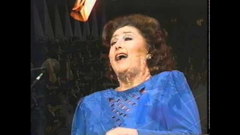 Anna Tomowa Sintow sings Vilja o Vilja from Lehar's Die Lustige Witwe