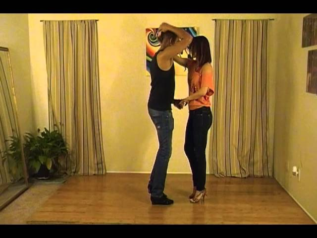 Jay Stylz From Dallas Tx Teaching a Advanced Bachata Pattern! dallas salsa lessons
