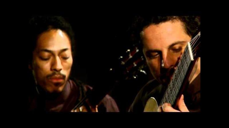 Brasil Guitar Duo - Bate Coxa