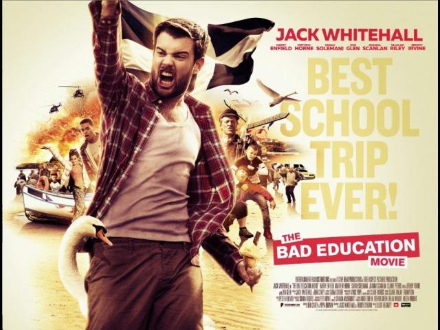 Непутёвая учеба The Bad Education Movie 2015 трейлер