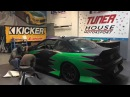 Tunerhouse - Drifting Car Vinil Cover - Nissan Silvia S14 Aerokit Body Kit 100mm