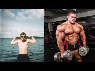 Alexey Lesukov 2015 - Transformation - Routine Life -  Onseason Offseason