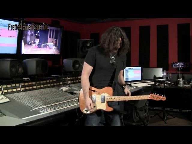 Phil X Sells Sanctuary 1973 Fender Telecaster Thinline