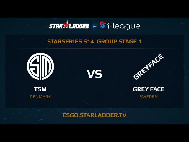 TSM vs. GreyFace @ de_overpass