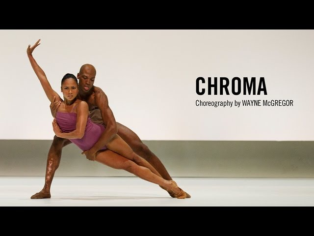 Alvin Ailey: Chroma by Wayne McGregor