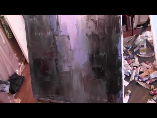 Научиться рисовать городской пейзаж уроки рисования и живописи Сахаров