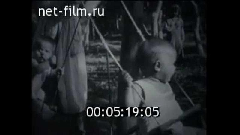 «Соло трубы» (1986) о Льве Федотове. Окончание