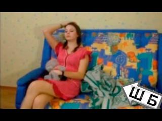 Студентка грустила одна и решила поласкать свою киску, школьница в видеочате показала сиськи. малолетки, секс , эротика , студен