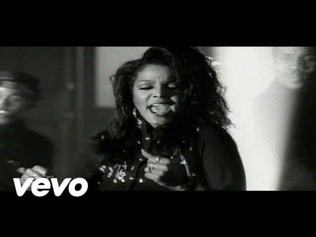 Janet Jackson Miss You Much Official Music Video