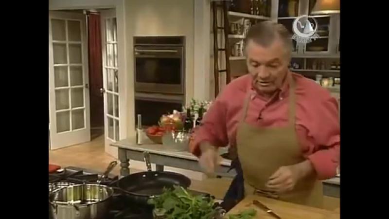 Жак Пепэн Фаст Фуд как я его вижу 7 серия airvideo