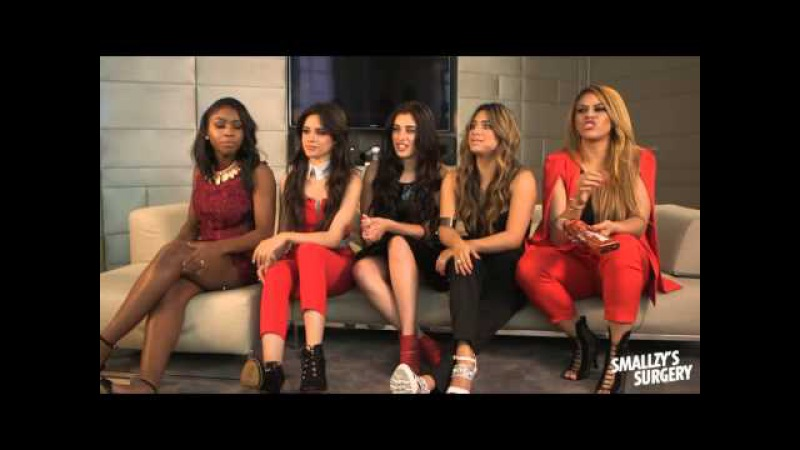 Fifth Harmony Twitter Questions NOVA FM SMALLZY´s BURGERY