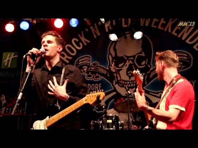 The Domestic Bumblebees - Honey Hush (Live At Rockabilly Weekender Walldorf 2013)