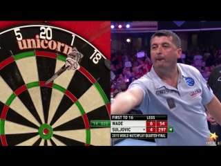 James Wade vs Mensur Suljović (World Matchplay 2015 / Quarter Final)