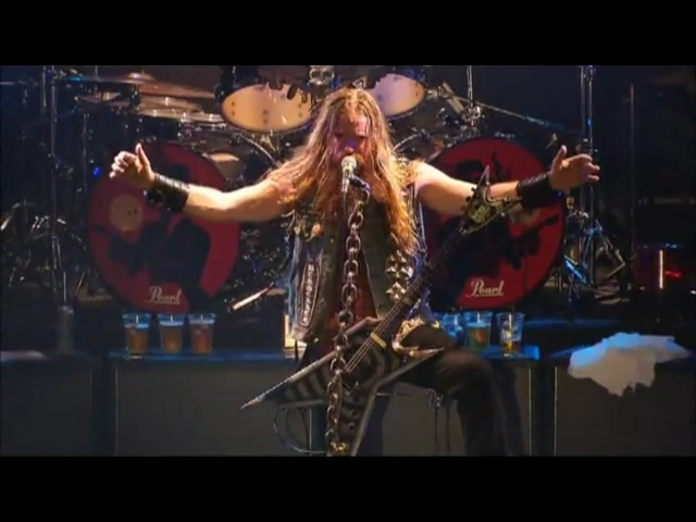 Black Label Society In This River Doom Troopin' Live