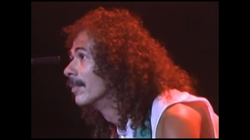 John Lee Hooker Carlos Santana and Etta James Full Concert 07 18 86 OFFICIAL