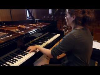 BRAHMS // BACH By Anna Vinnitskaya - Official Album Trailer