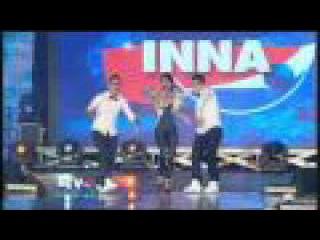 On the road with INNA #26 Romania - Deja Vu ( live )
