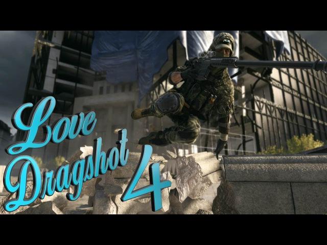 Love Dragshot 4 ( Montage Aggressive Recon Sniper battlefield 4 BF4 ) NoVa Decade