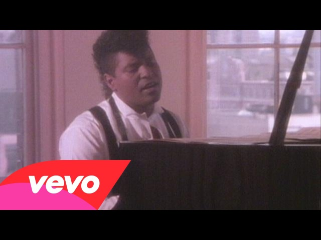 Stevie B - Because I Love You (The Postman Song) [Official Video]