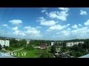 Взгляд с крыши Сбербанка View from the roof of the Savings Sberbank a