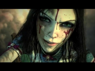 Alice Madness Returns. Trailer 3