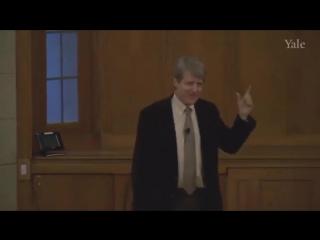 Финансовые рынки. Лекция Роберта Шиллера на русском. Часть 6.2 - Банки