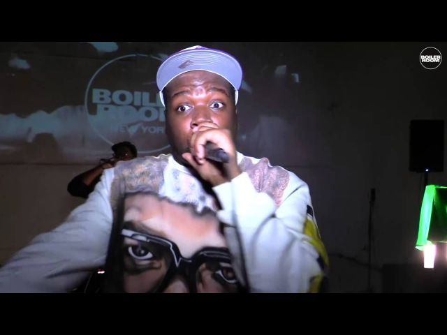 Mr. MFN eXquire Boiler Room New York Live Set