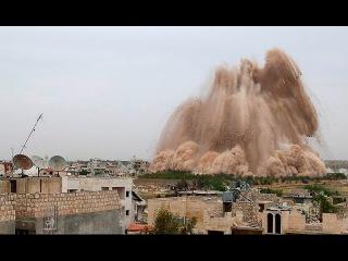 Сирия! Война! РАЗГРОМЛЕННЫЕ позиции Террористов ДАИШ! WAR OF SYRIA! Новости Сирии и Мира - YouTube