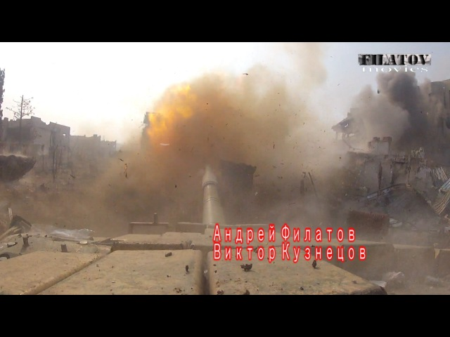 (ENG Sub) Syria. Джобар. Зачистка бизнес-центра. Часть 5