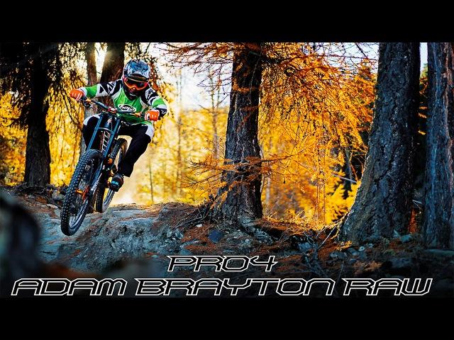 Hope Pro 4 MTB Adam Brayton RAW